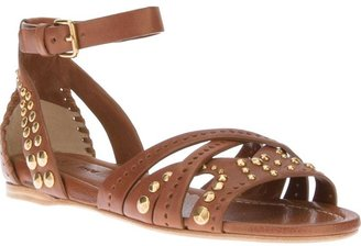 Car Shoe studded sandal