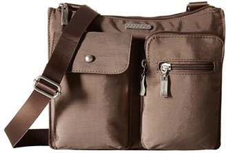 Baggallini Legacy Everything Bagg (Portobello) Cross Body Handbags