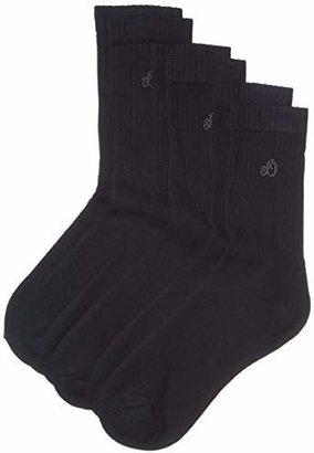 S'Oliver Unisex Calf Socks,6