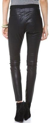 BB Dakota Katrine Faux Leather Pants