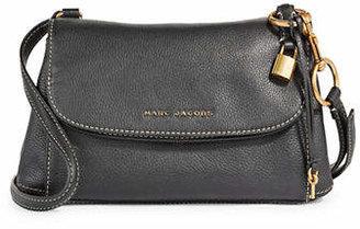 Marc Jacobs Boho Grid Leather Crossbody Bag