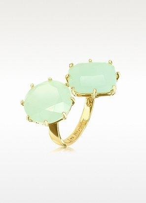 "Les Nereides La Diamantine ""You and I"" Ring"
