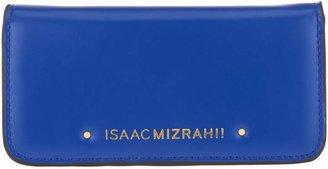 Isaac Mizrahi Live! Leather Phone Wallet