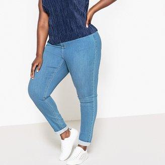 """La Redoute Collections Plus Slim Fit Jeans, Length 30.5"""""""