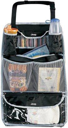 Jeep Backseat Organizer - Black - One Size