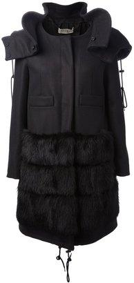 Marni Edition single breasted coat