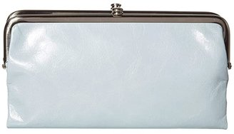 Hobo Lauren (Mint Vintage Leather) Clutch Handbags
