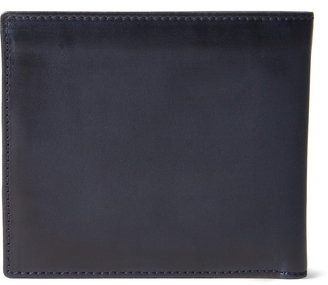 Paul Smith Burnished-Leather Billfold Wallet