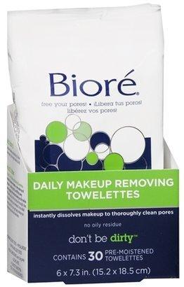 Biore Makeup Removing Towelettes
