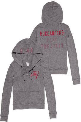 Victoria's Secret PINK Tampa Bay Buccaneers Zip Hoodie