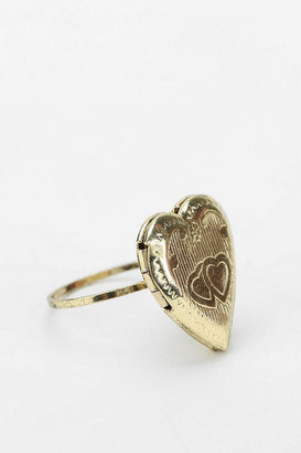 Urban Outfitters Locket Ring