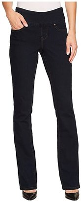 Jag Jeans Paley Pull-On Slim Boot Jeans (Blue Shadow) Women's Jeans