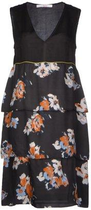 JUCCA Short dresses $159 thestylecure.com