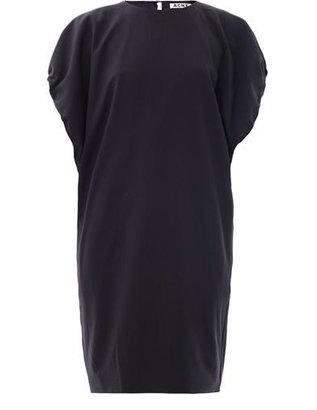 Acne Pinch crepe dress