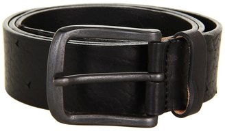 Diesel Blamb Belt (Black) - Apparel