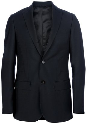 Raf Simons slim two piece suit