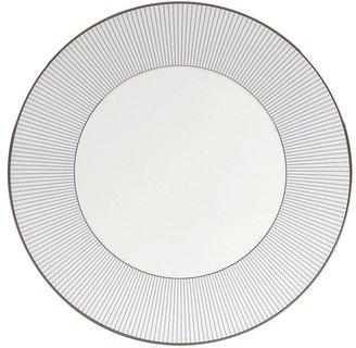"Jasper Conran Wedgwood ""Blue Pinstripe"" Oval Platter, 15.5"""