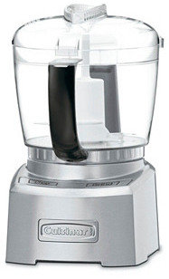 4-Cup Elite Collection Chopper, Silver