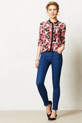 Anthropologie Koral High-Rise Skinny Jeans