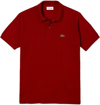 Lacoste L1212 Regular Fit Pique Polo