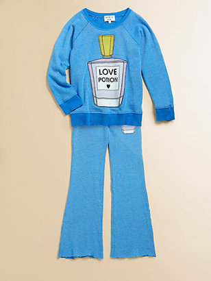 Wildfox Couture Kids Girl's Terry Potion Sweatshirt