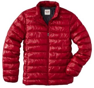 Mossimo Men's Quilted Puffer Jacket - Assorted Colors