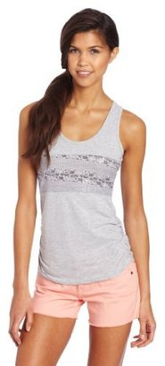 Southpole Juniors Laced Tank Top
