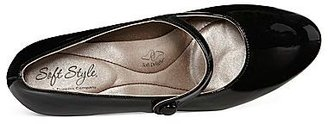 SoftStyle Soft Style® by Hush Puppies Cloie Patent Mary Janes
