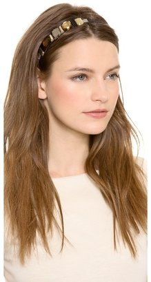Marie Hayden Narrow Side Beaded Headband