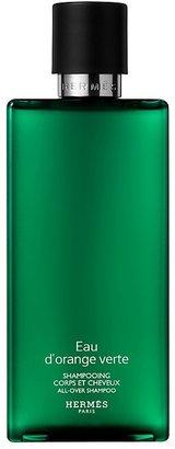 Hermes Eau d'orange verte All-Over Shampoo, 6.5 oz.