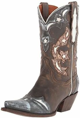Dan Post Women's Copper Queen Cowboy Boot