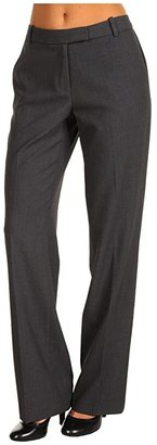Calvin Klein Modern Essentials Pant (Charcoal Melange) Women's Casual Pants