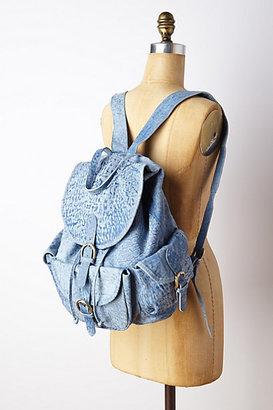 Anthropologie Glazed Backpack
