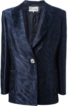 Gianfranco Ferré Pre-Owned Jacket And Skirt Suit
