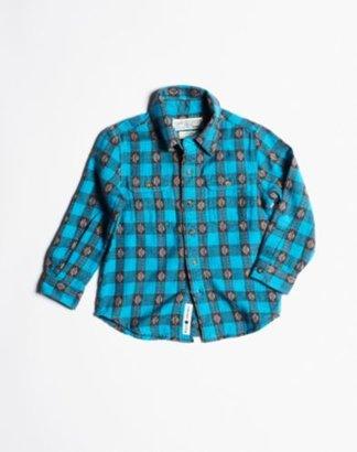 Lucky Brand Flannel Workwear Shirt