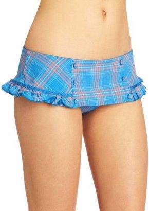 Seafolly Women's Stella Skirted Bikini Bottom