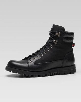 Gucci Meguro Trek Boot