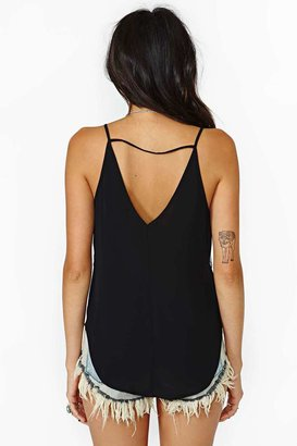 Nasty Gal Covet Lace Tank