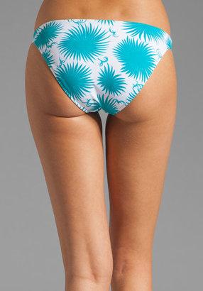 Milly Aster Print St. Lucia Bikini Bottom