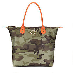 C. Wonder Camo Nylon Easy Tote