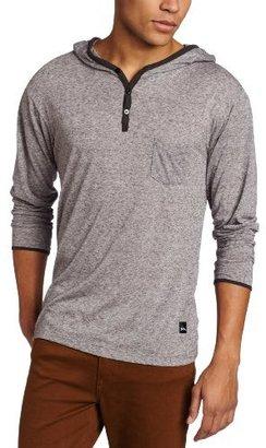 Imperial Motion Men's Franco Hooded Henley Shirt