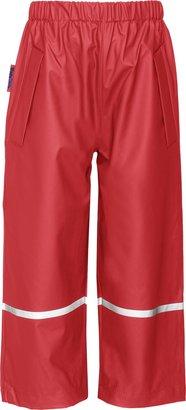 Playshoes Rain Waterproofs Easy Fit Boy's Trousers Blue 2-3 years (98cm)