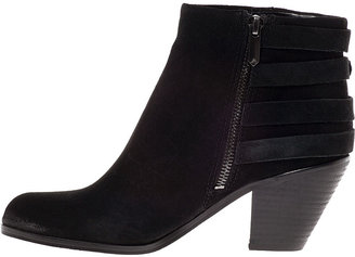Sam Edelman Lucca Ankle Boot Beach Suede