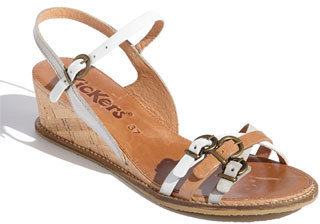 Women's Kickers 'Spring' Sandal $149.95 thestylecure.com