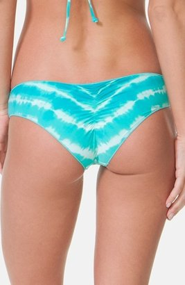 Rip Curl Women's Mia Flores Reversible Hipster Bikini Bottoms