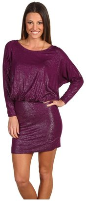 Type Z Lanna Sparkle Dress (Purple) - Apparel