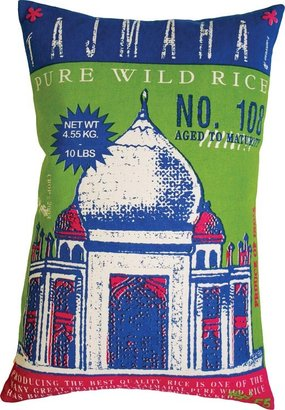 Koko Taj Mahal Rice Pillow