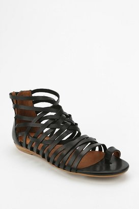 Sixty Seven Sixtyseven Woven Caged Sandal