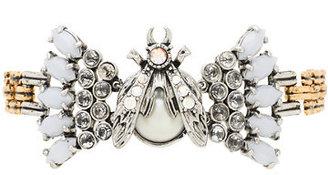 Lulu Frost for J.Crew winged bracelet