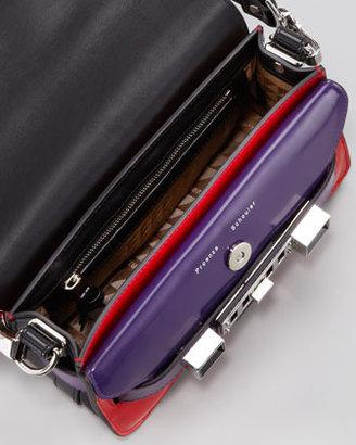 Proenza Schouler PS11 Mini Classic Shoulder Bag, Multicolor